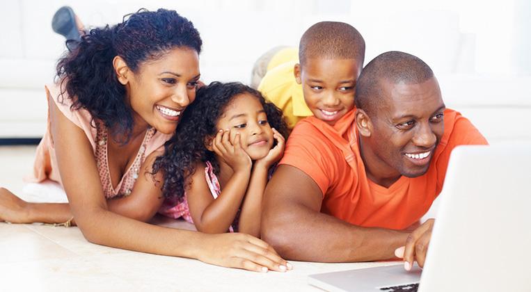 Finally — a family calendar designed for your lifestyle