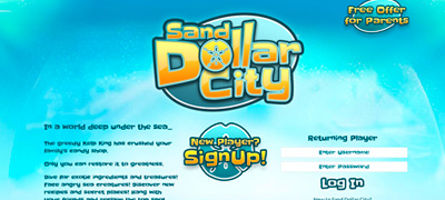 Sand Dollar City (Ages 8-12)