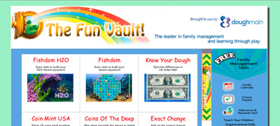 The Fun Vault (Ages 5-9)